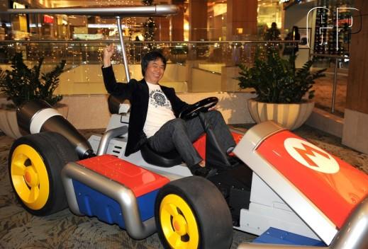Miyamoto - Mario Kart 7 - Real