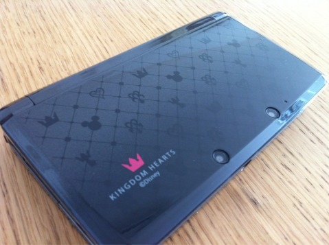Kingdom Hearts Tear Drop Distance - 3DS Edición Especial