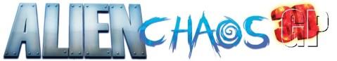 Alien Chaos 3D - Logo