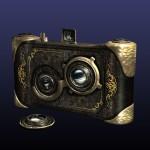 Spirit Camera: La Memoria Maldita - Arte